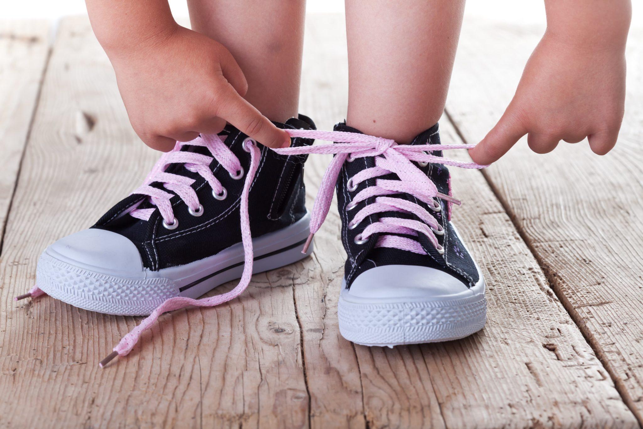 Shoe Tying Clinic III - AboutPlay